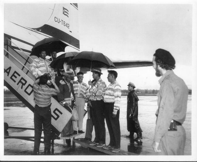 Arrival in Cuba July 1959 B Int.JPG (53272 bytes)
